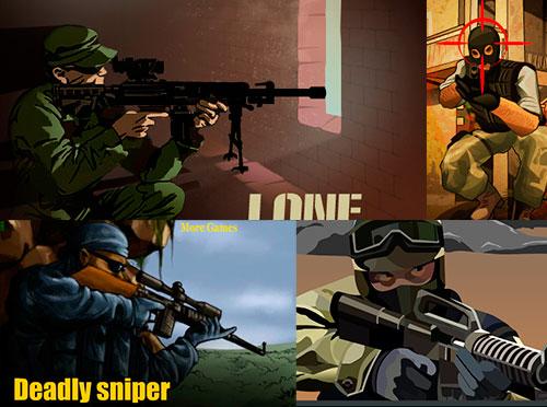 Ігри Онлайн Снайпер 6